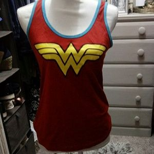 DC Comics Tops - Wonder Woman Tank Top